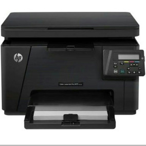 Impressora Hp M176 Color Lazer Imprime Papel Transfer