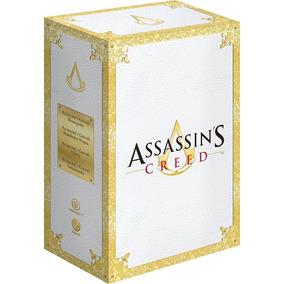 Box Livros Assassins Creed (4 Livros) Novo Lacrado