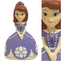 Piñata Artesanal 3d Princesa Sofía Licencia Disney Y Dulces