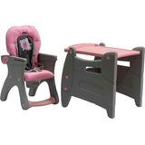 Silla De Comer Carpeta 2 En 1 Baby Kits
