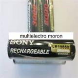 Baterias 18650 Sony 3.7v 3000mah - Linternas Tacticas Moron