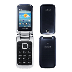 Celular Samsung Gt C3592/c3521 2 Chip Câmera 2mp +4gb