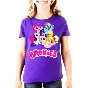Playera O Camiseta My Little Pony Club Bronies