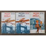Libros Curso Ingles Bbc Peter And Molly 1,2 Y 3.año 1973