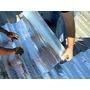 Manta Asfáltica Aluminizada P/ Telhado Auto Adesiva 90cmx10m