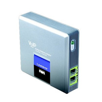 Ata Gateway Voip Linksys Spa3000 1 Fxo 1 Fxs Nfe E Garantia