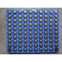 Bateria P Relógios Ag3 Lr41 G3 Alcalina Cartela 100 Peças