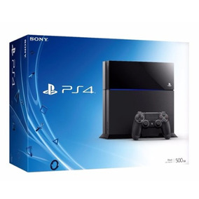 Playstation 4 500gb Ps4 C/jogo! Play 4 Sony Pronta Entrega