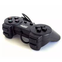 Control Joystick Alambrico Usb Gamepad Pc Laptop Palanca