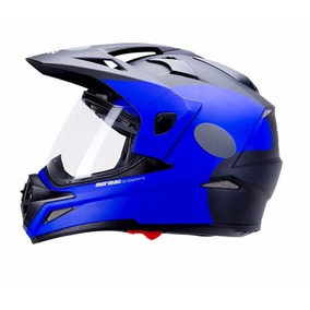 Capacete Mormaii Cordillera New Converse Willy Azul Trail