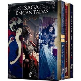 Box Saga Encantadas (3 Livros) #