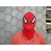Máscara Homem Aranha Cosplay (só A Máscara) . Prontaentrega