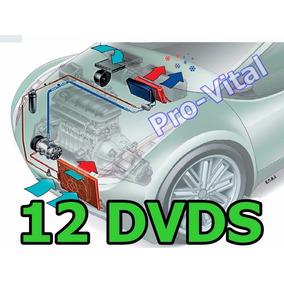 Curso De Ar Condicionado Automotivo Em Vídeo Aulas 12 Dvds