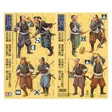 Tamiya 1/35 - #25411 - Samurai Warriors