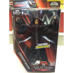 Figura De La Wwe Undertaker Elite 100% Nuevo!!!!!