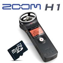 Zoom H1 Versión 2.0 - Grabador Digital De Mano
