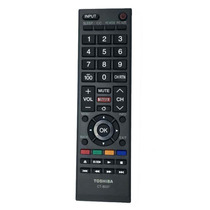 Control Remoto Tv Toshiba Ct-8037 Smart Netflix Original
