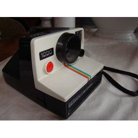 Polaroid Land Camera 1000 - Muito Bom Estado
