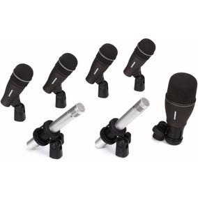 Samson Dk707 - Set 7 Micrófonos P/ Batería
