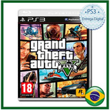 Gta V Grand Theft Auto V [original 1] Ps3 Psn Leg. Ptbr *