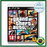 Gta V Grand Theft Auto Ps3 Psn Digital Joga No Seu Perfil