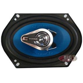 Kit Alto Falante Coaxial H-buster Bslc - 5733 5x6 35w Rms