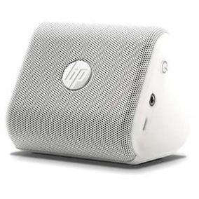 Speaker Hp Roar Mini Neon Branca