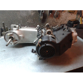 Motor Nuevo Para Motocicleta Italika, Tank Vento 90 Cc