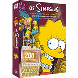 Box : Os Simpsons - 9ª Temporada - 4 Dvd