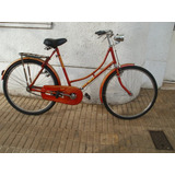 Bicicleta Antigua Tipo Inglesa Marca Olmo Classic Original