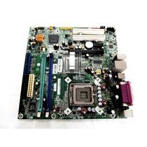 Placa Mãe Lenovo 775 Ddr2 L-i946f C/ Celeron 420
