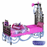 Monster High Cama Da Spectra Vondergeist Mattel