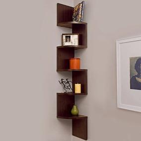 Mueble Moderno Minimalista Esquinero, Repisa, Decoración