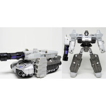 Megatron Tanque Generations Transformers Lacrado E Novo