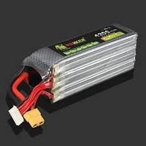 Bateria Lipo 22.2v 4200mah 40c 6s Trex 500 600 Goblin Sab