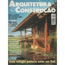 Revista Arquitetura & Construção Ano 14 N°6 Abril