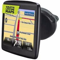 Gps Automotivo Tomtom Via 1505 Tela 5 Touch Screen-mapas 3d