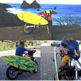 Rack Moto Para Prancha De Surf - Suporte Moto - Universsal