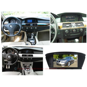 Equipo Multimedia Bmw Serie 5,gps,dvd,ipod,bluetooth
