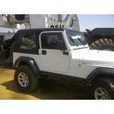 Techo De Jeep Wrangler, Cj-5, Cj-7. Tipo Bestia
