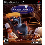 Ratatouille ( Ratatui ) Patch Para Ps2 Desbloqueado