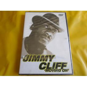 Dvd Jimmy Cliff / Moving On / Novo