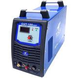 Maquina De Corte Plasma Inversora Cut 100 30mm 220v Tri