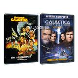Battlestar Galactica 1978 E 1980 - Dublado E Legendado