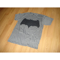 Batman Bvs Nuevo Escudo Playera Camiseta Comic Movie