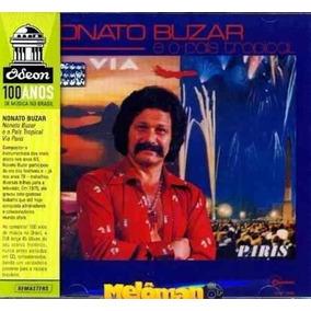 Cd Nonato Buzar E O País Tropical 1975 Remaster