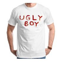 Camiseta Die Antwoord Ugly Boy Camisa
