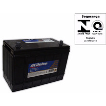 Bateria Selada Ac Delco 100ah 12v Accelo Atego Daily