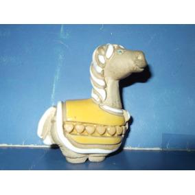 Caballo De Ceramica Hecho En Uruguay