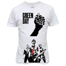 Camiseta Green Day American Idiot Banda De Rock